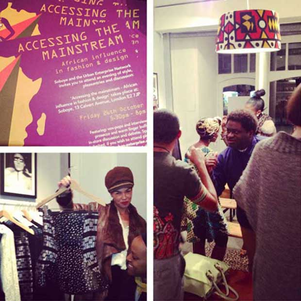 AFro Blogger's event to discuss Africa's influence in fashion and design