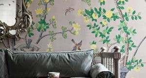 Contemporary Home Decor with Chinoiserie
