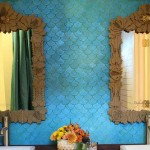 Go Fish! The Waves, fish scales and Scallops Trend in Interiors