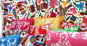 The Oh! So Beautiful Otomi Textiles of Latin America