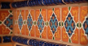 Add A Pop of Artful Color To Your Homes Using Mexican Talavera Tiles