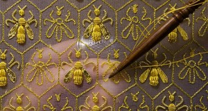 The Buzz About the French Bee Motif
