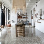 Stylishly Stenciled Floors